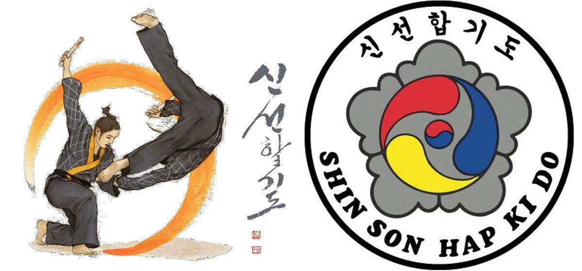Shinson Hapkido Zug Logo